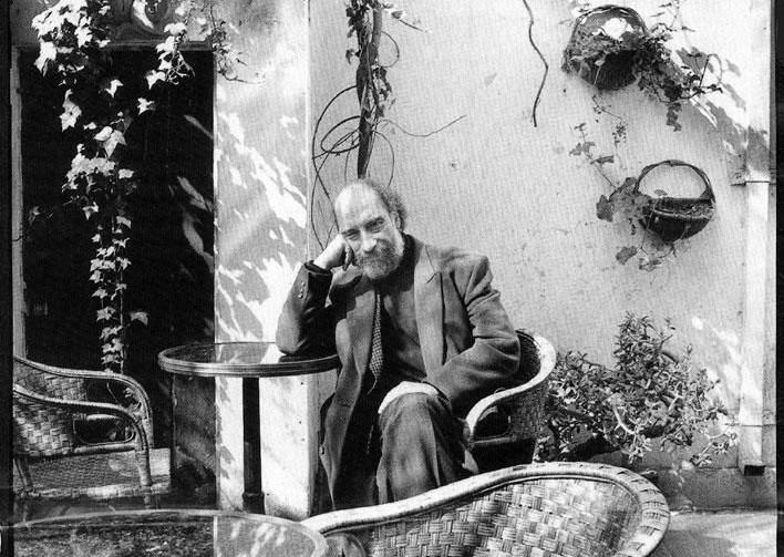 Raúl Zurita. PHOTO: National Library of Chile