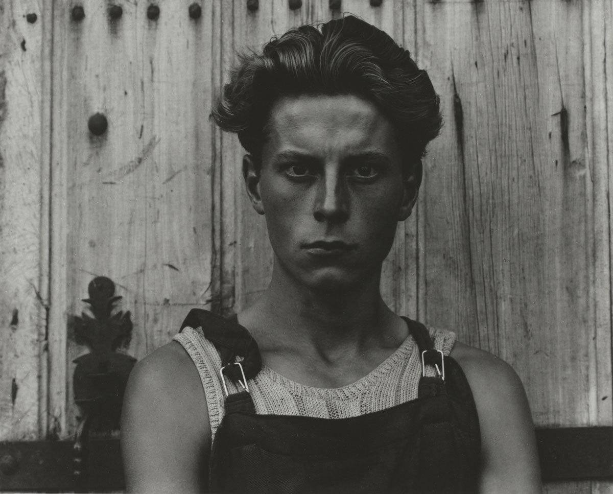 Paul Strand. FOTO: fotografica.mx