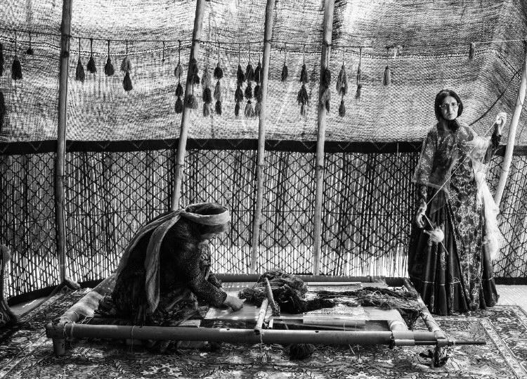לשטיחים פרסיים יש היסטוריה של אלפי שנים