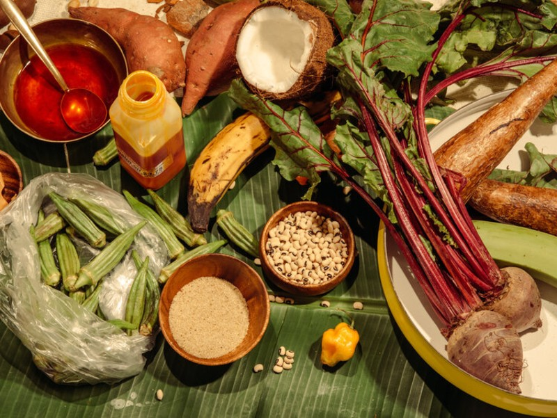 पियरे थाइम और योशिहिरो नरिसावा: अफ्रीका और एशिया के सर्वश्रेष्ठ शेफ टिकाऊ खाने को बढ़ावा देते हैं। फोटो: pierrethiam.com