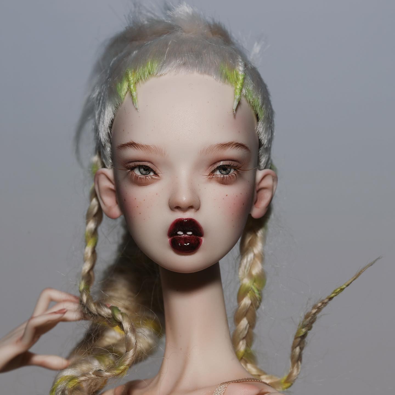 Popovy Dolls, perfectas muñequitas rusas. FOTO: popovy-dolls.com