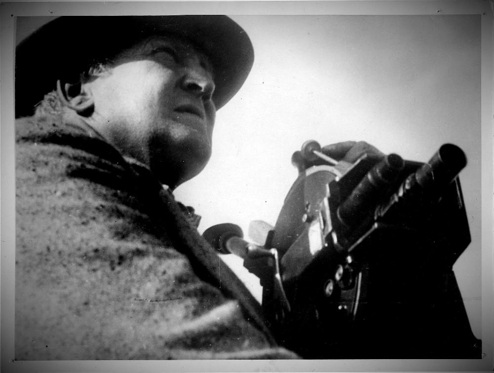 Robert J. Flaherty, pionero del cine documental. FOTO: Wikimedia Commons