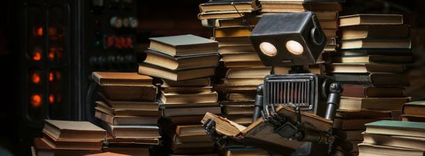 A inteligência artificial agora pode escrever romances