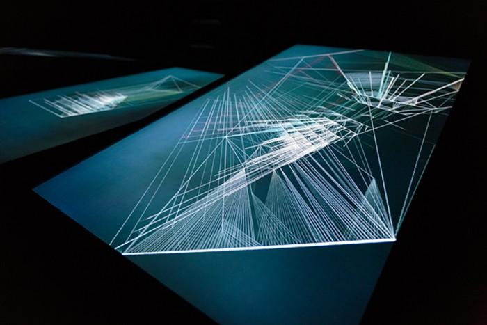 Ryoichi Kurokawa: la cumbre de la musicalidad del arte. FOTO: ryoichikurokawa.com