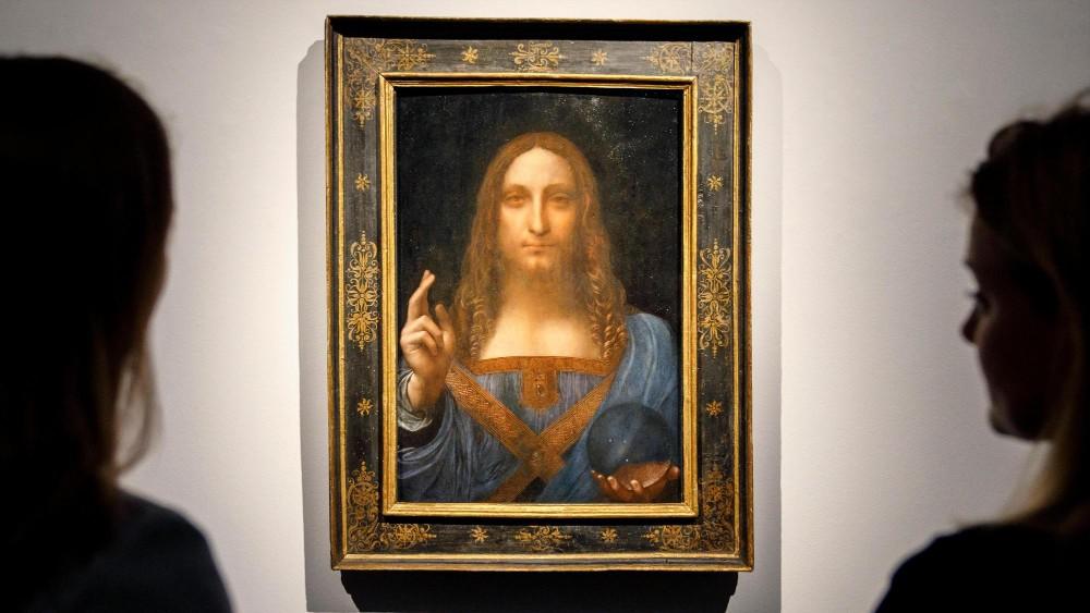 La controvertida historia de Salvator Mundi, la obra de Da Vinci hallada en un departamento. FOTO: Creative Commons