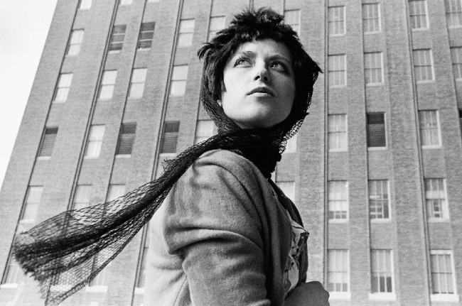 Cindy Sherman es una fotógrafa estadounidense