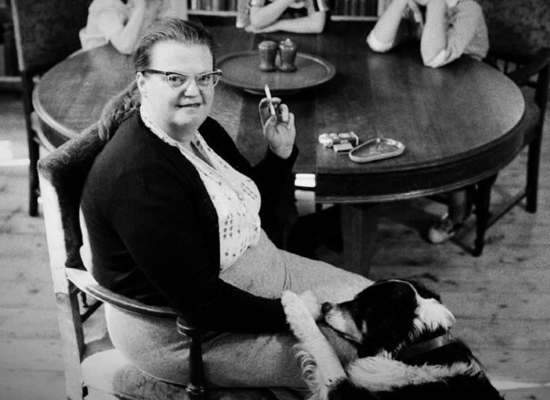 Shirley Jackson, a domina horror litterae. Photo: Vicimedia Communia iacet;