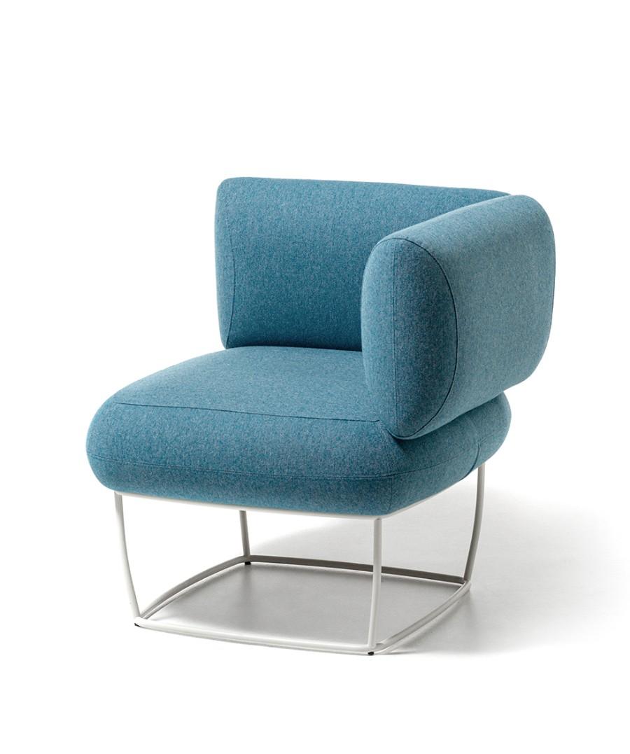 La nueva silla de la Colección Bernard hará más placentera y moderna la forma de sentarse