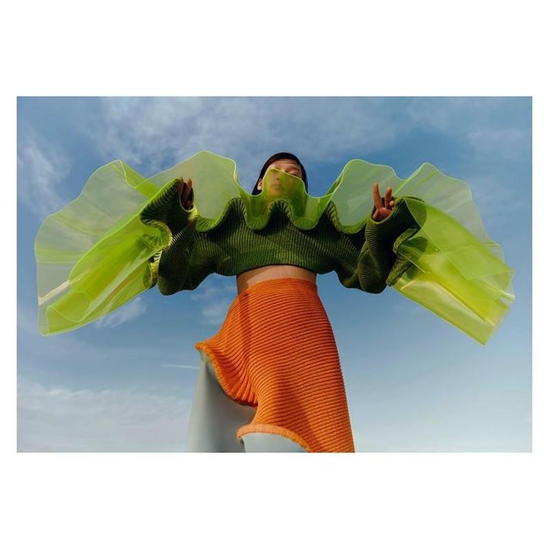 Stina Randestad, para conquistar o mundo da moda. FOTO: stinarandestad.com