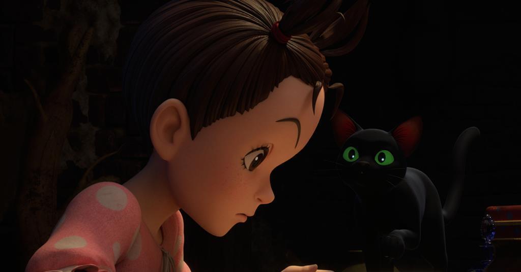 Ig अर्विग एंड द विच ', स्टूडियो घिबली की पहली 3 डी फिल्म है। फोटो: 'अर्वाग एंड द विच' के ट्रेलर से फ्रेम
