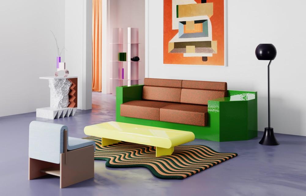 मैक्सिम शेरबकोव के आंतरिक डिजाइन में नीटनेस और अवेंट-गार्डे। फोटो: supaform.studio