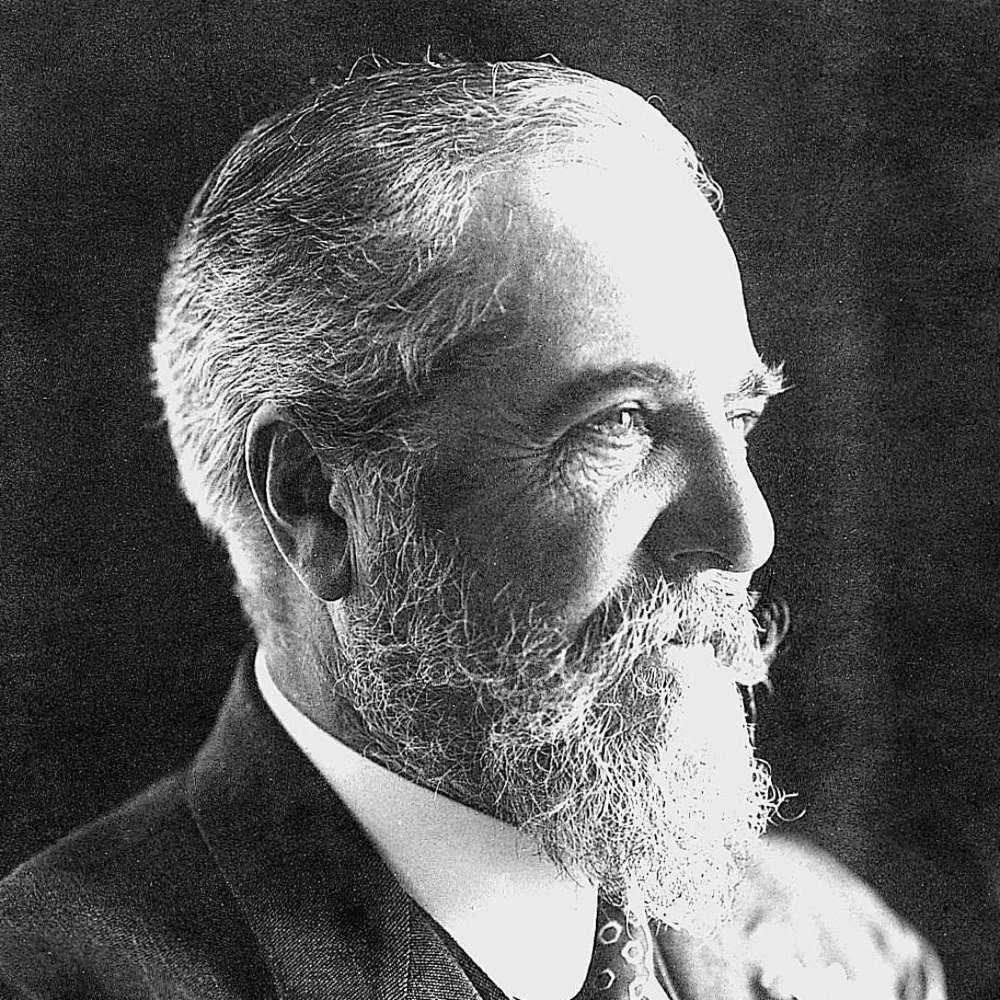 Louis Comfort Tiffany, den store designeren som tok naturen som sin muse. FOTO: Wikimedia Commons