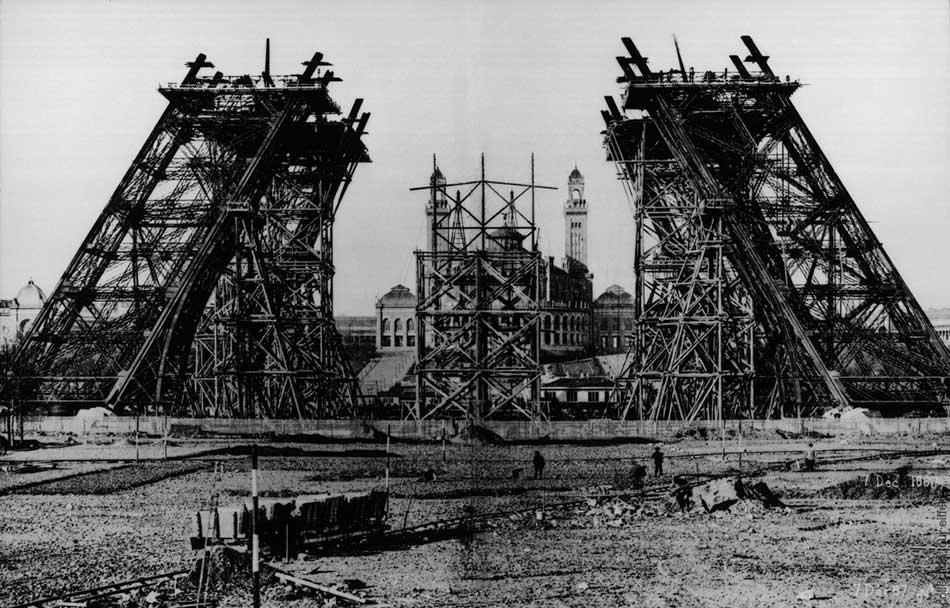 औद्योगिक देश के रूप में फ्रांस भी इसके उपयोग में शामिल हो गया। फोटो: toureiffel.paris