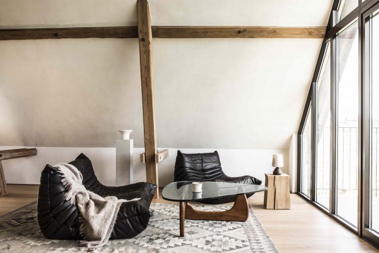 TypeO Loft, un lugar diseñado para aislarse con estilo. FOTO: *Wallpaper