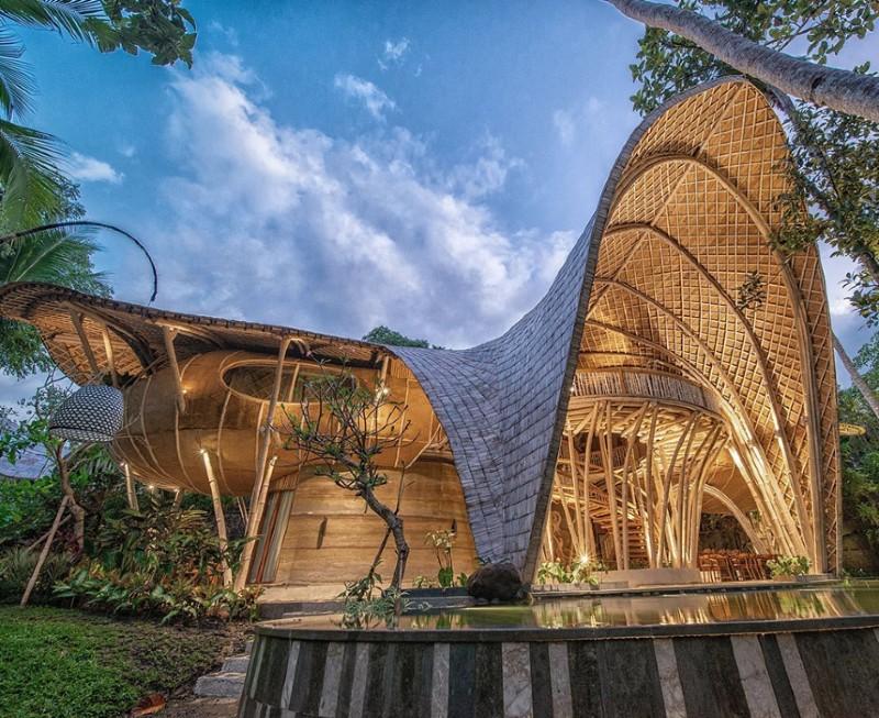 Tres hoteles ecológicos en Bali para experimentar. FOTO: Ulaman