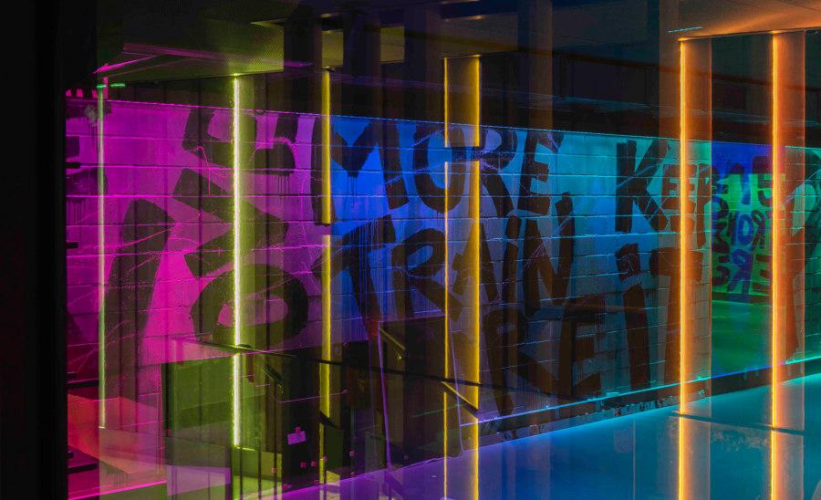 GMZ se Fitnesspark, 'n paradys om u beste weergawe te vorm. FOTO: Jochen Splett / Architonic