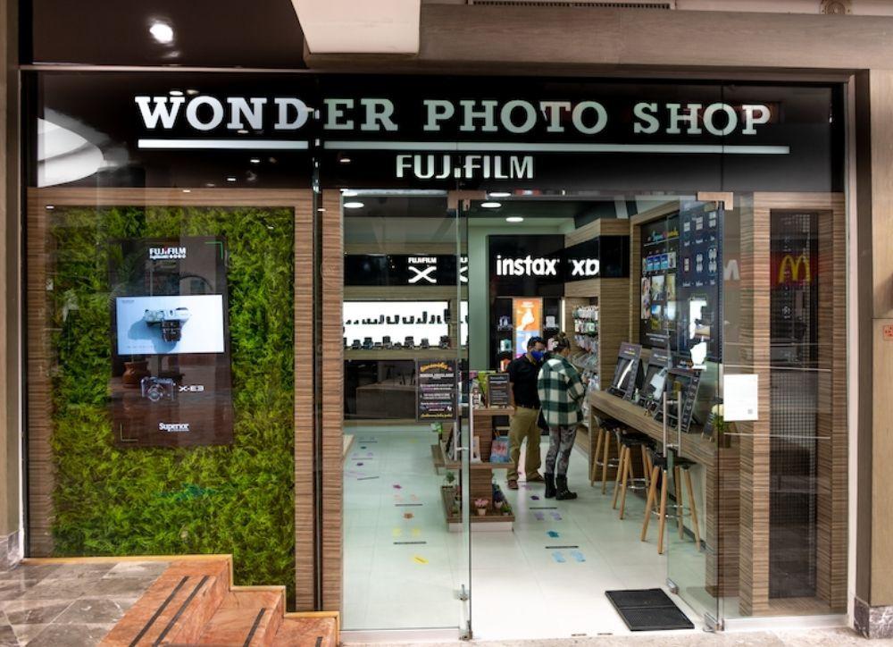 Fujifilm Mexicos Wonder Photo Shop åpnet dørene for en annen opplevelse
