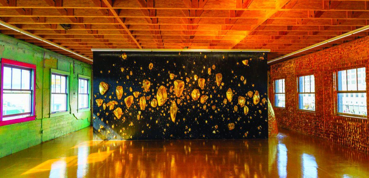 सोलिस - सूर्य जीवन का स्रोत है। स्रोत: आधुनिक कला संग्रहालय