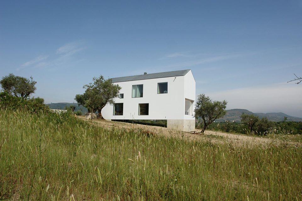Representantes portugueses en la arquitectura blanca.