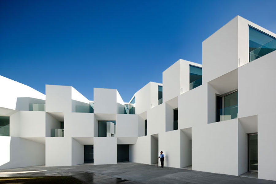 Representantes portugueses en la arquitectura blanca
