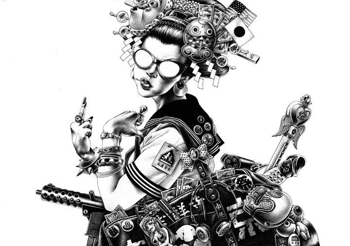 Artistas contemporáneos japoneses, diferentes e interesantes