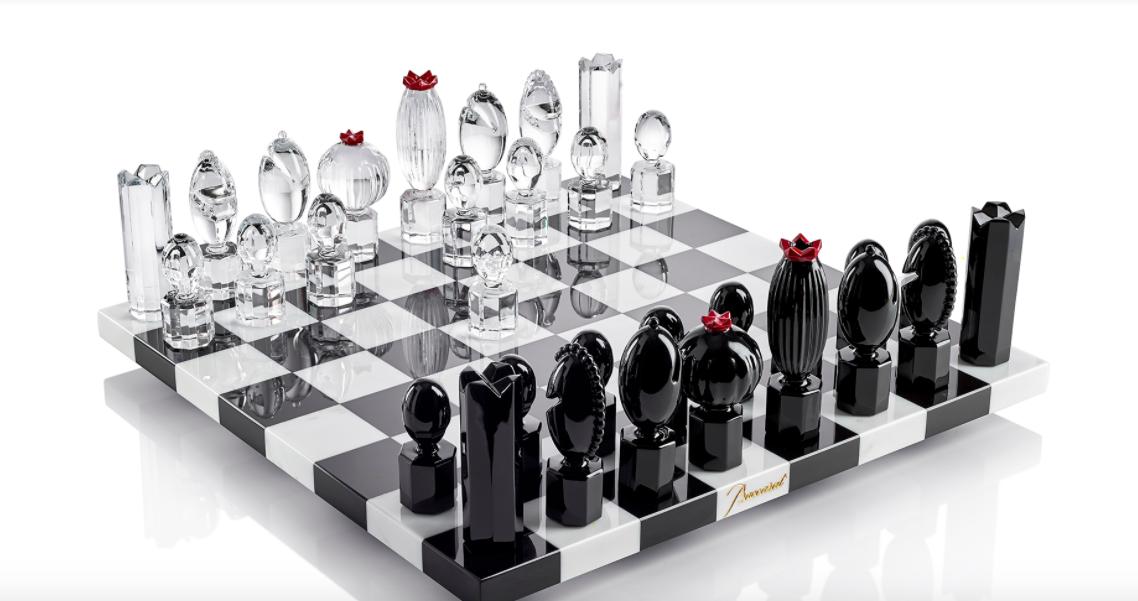 Jeux de cristal Baccarat, 2019