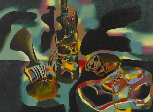 Bodegón del zapato viejo (1937)