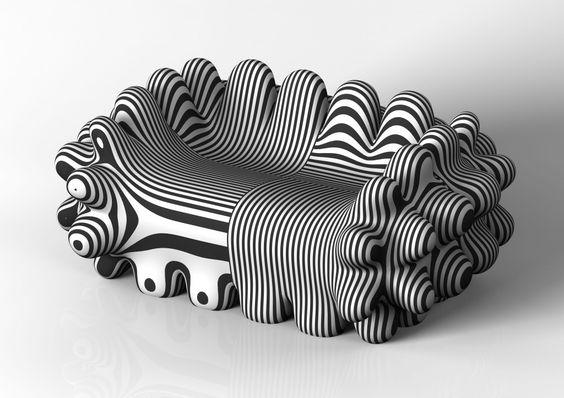 Cobanli ha creado más de mil conceptos de diseño que reflejan su estilo personal