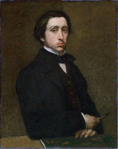 Autorretrato(1855)