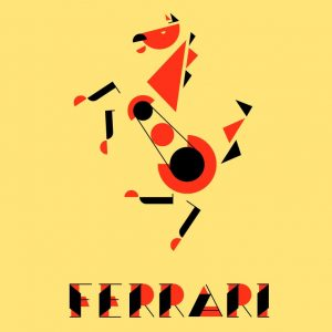 Ferrari Bauhaus