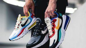 Tenis Nike inspirados en Bauhaus