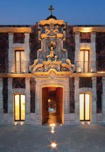 Mexikóváros szállodák. Fotó: pinterest.com