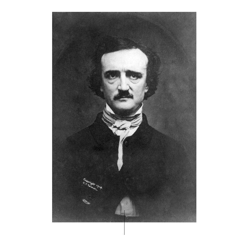 Edgar Allan Poe, Der Makabere Dichter Des Fremden