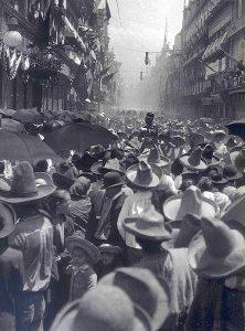 Fotografía y Revolución. Foto de: Pinterest.com