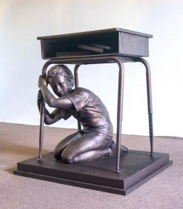 Sculpturen. Foto door: pinterest.com