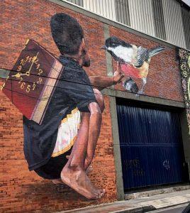Graffiti. Photo by: pinterest.com
