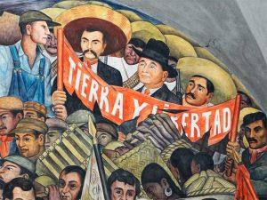 Kunst og revolusjon. Foto fra: Pinterest.com