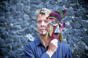 Morrison o Bowie en México. Foto de: pinterest.com
