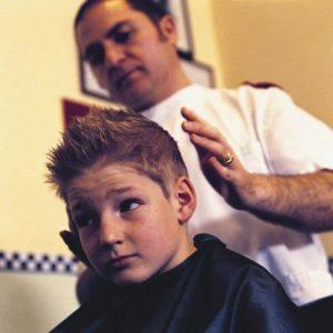 Barberías antiguas. Foto de: pinterest.com