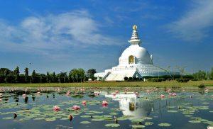 Lugares del budismo. Foto de: pinterest.com