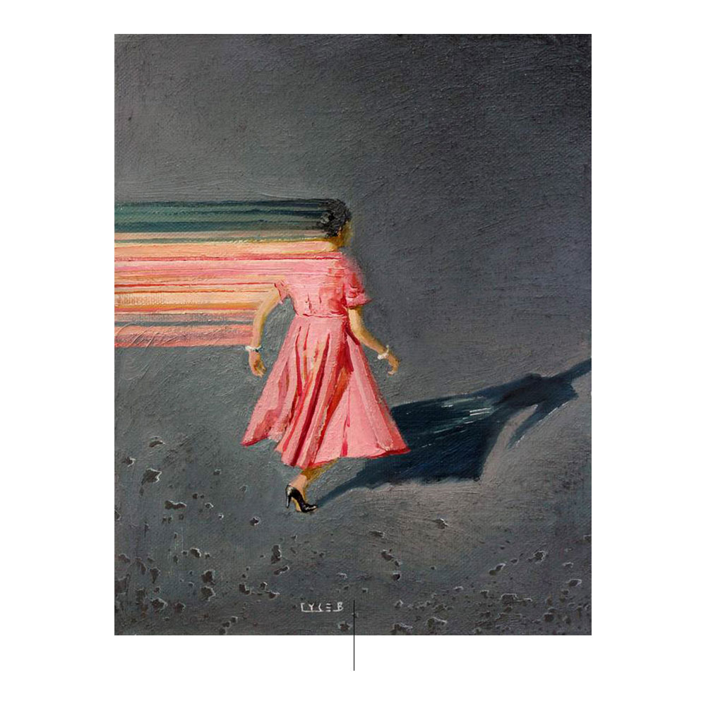 Conceptuele kunst in klassieke stijl door Igor Gusev