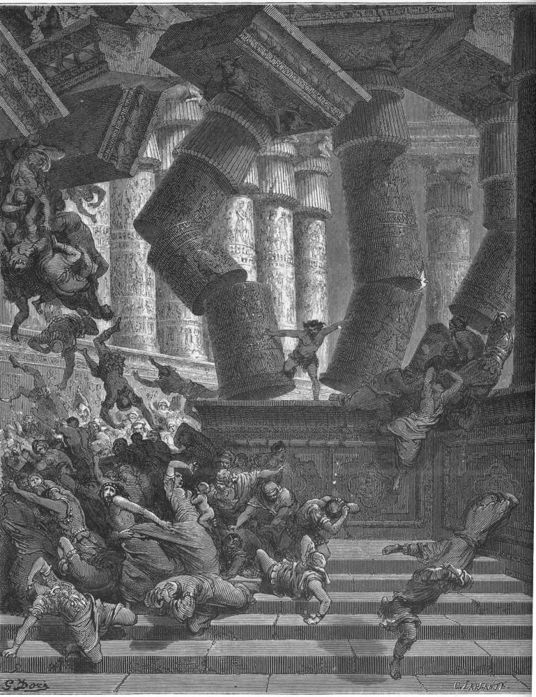 Den Hellige Bibelen med illustrasjoner av Gustave Doré