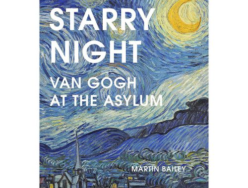 Portada del libro Starry Night de Martin Bailey