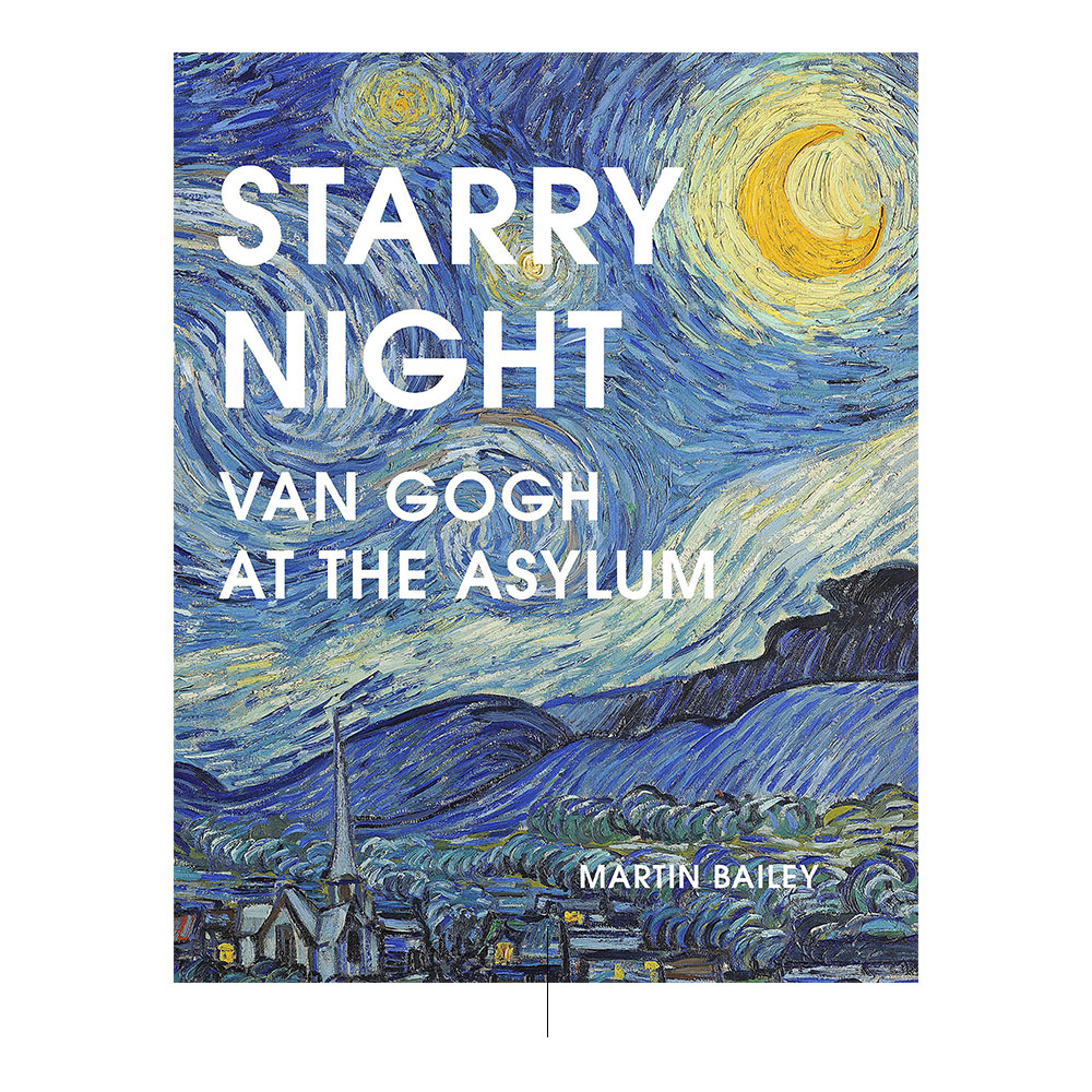 Portada del libro Starry Night de Martin Bailey