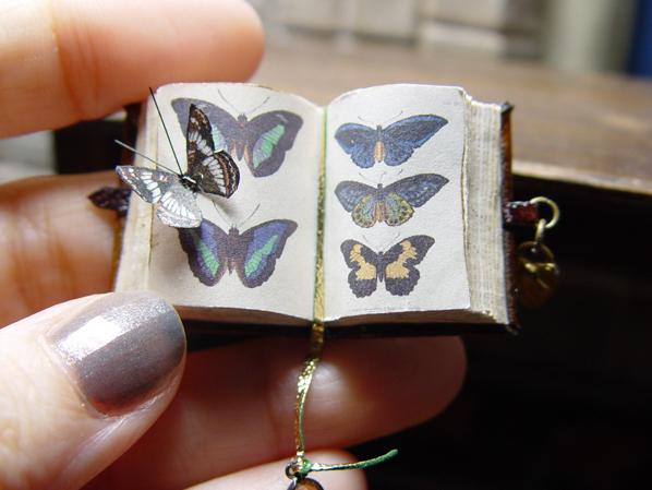 libros miniatura