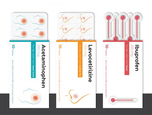 Sim Pill, Medicine, Akkshit Khattar, Packaging