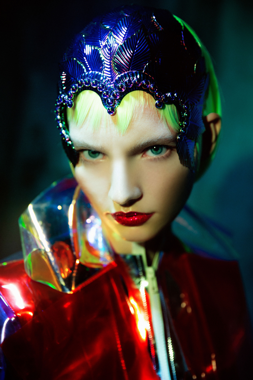 Cyborg o modelli eccentrici? di Ekaterina Belinskaya