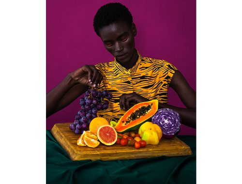 """""""Elettrico"""" i colori al neon nella fotografia di Elena Iv-skaya"""