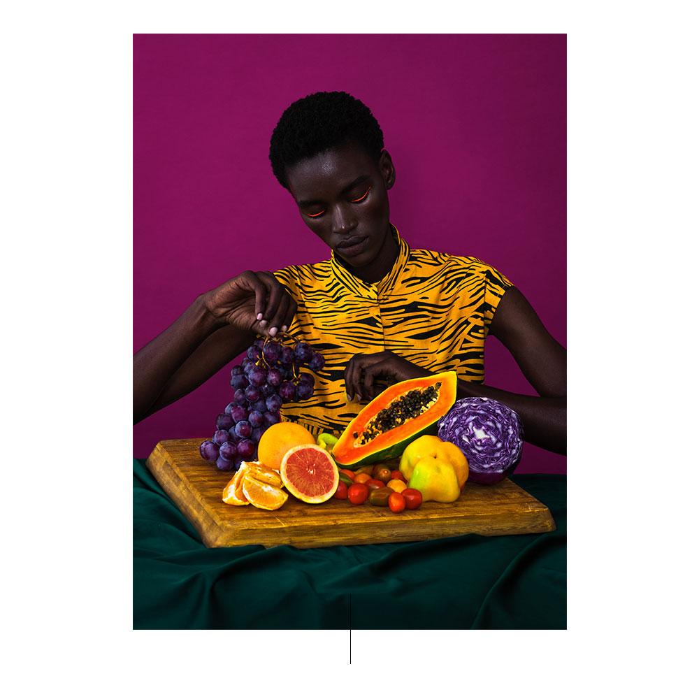 """""""Electric"""" los colores neón en la fotografía de Elena Iv-skaya"""