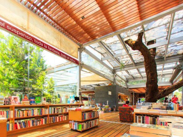 βιβλιοπωλεία της πόλης του Μεξικού